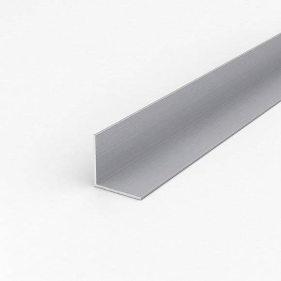 Кутник алюмінієвий 40х40х2 анодований