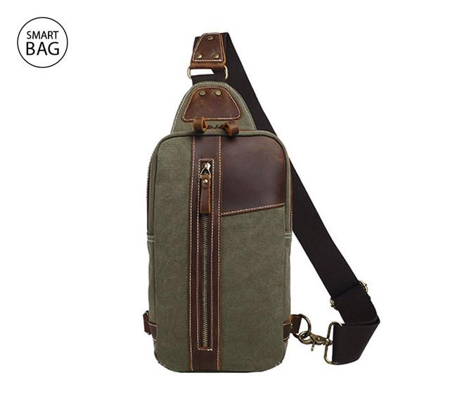 Рюкзак на одно плечо S.c.cotton