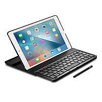 """Чехол Spigen для iPad 9.7"""" и Air 2 (iPad 6) (K101W) Беспроводная клавиатура Bluetooth со стилусом (044EP20378)"""