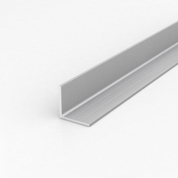 Кутник алюмінієвий 40х40х3 анодований