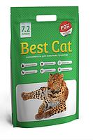"""Силикагелевый наполнитель """"Best Cat"""" Green Apple 7,2 л"""