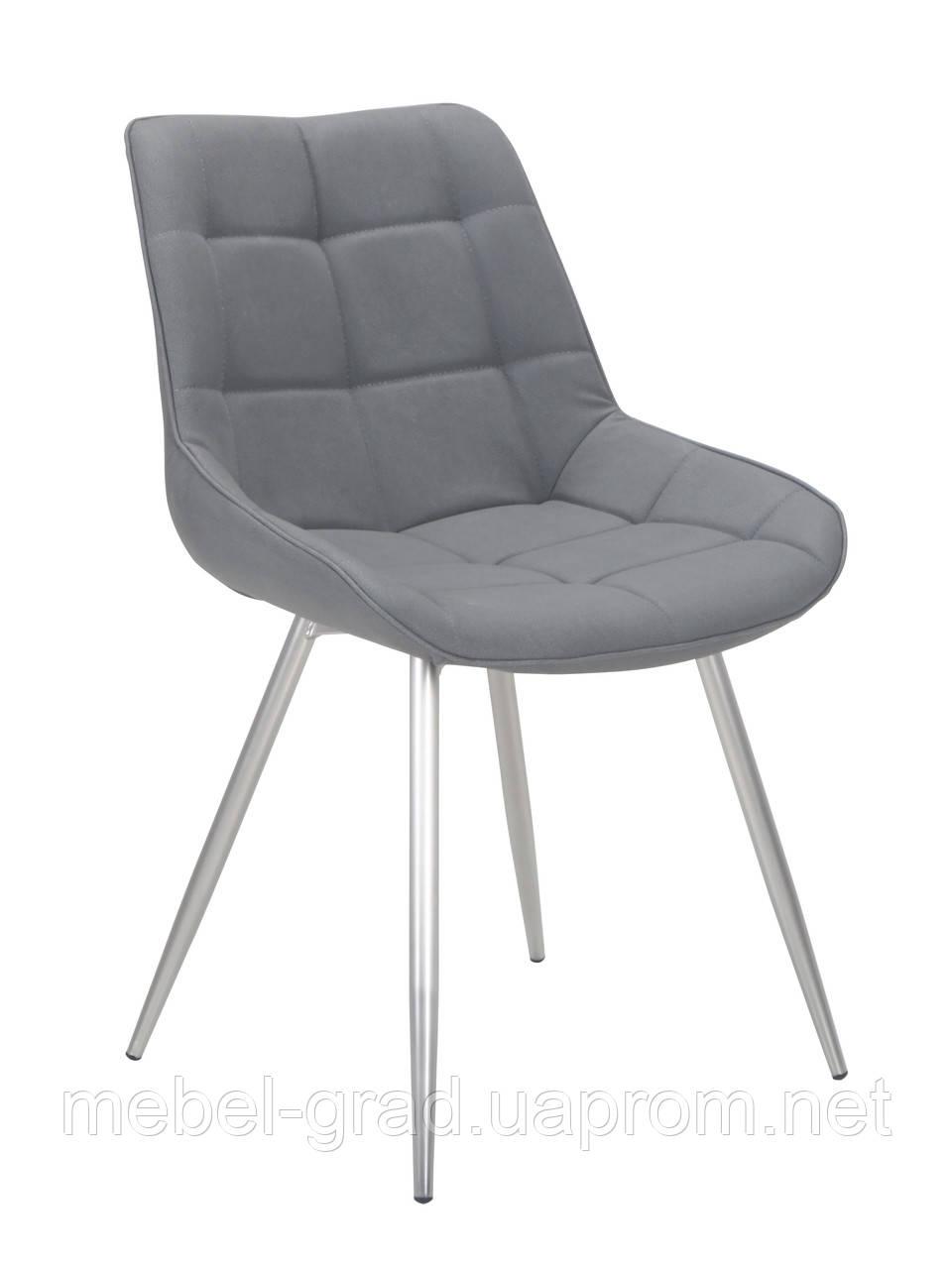 Стул N-45 Vetro Mebel серый