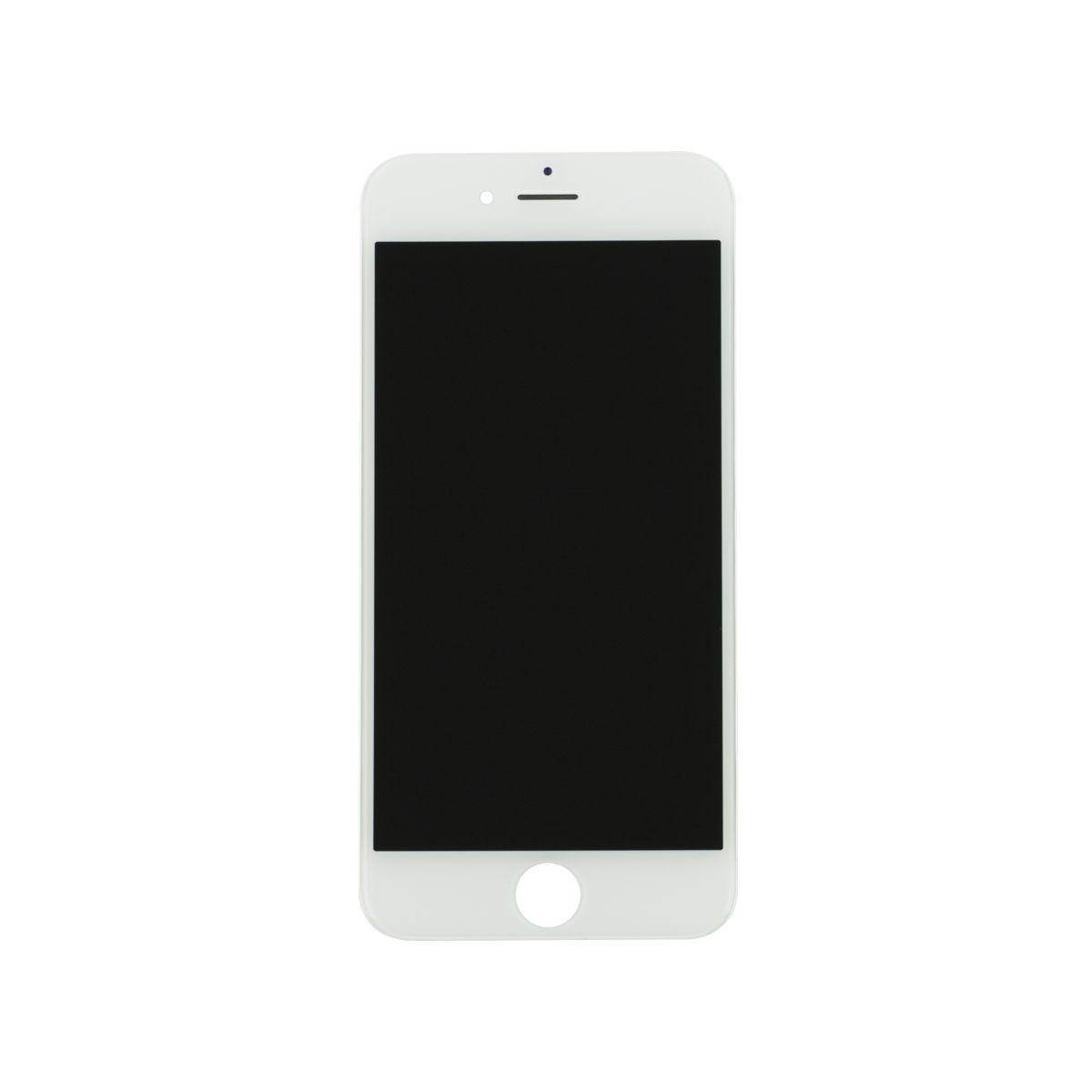 Дисплей для iphone 6 Plus с тачскрином белый Оригинал