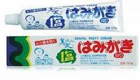 Зубная паста c солью для защиты от кариеса и зубного камня Фудо-Кагаку 120 г (357)