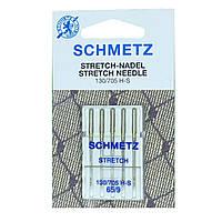 Иглы для эластичных тканей Stretch 130/705 H-S B5 65