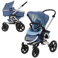 Универсальная коляска 2 в 1 Maxi-Cosi Nova 4 Frequency Blue