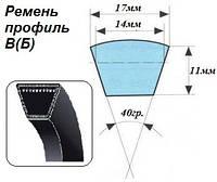 Приводные ремни клиновые профиль В (Б)