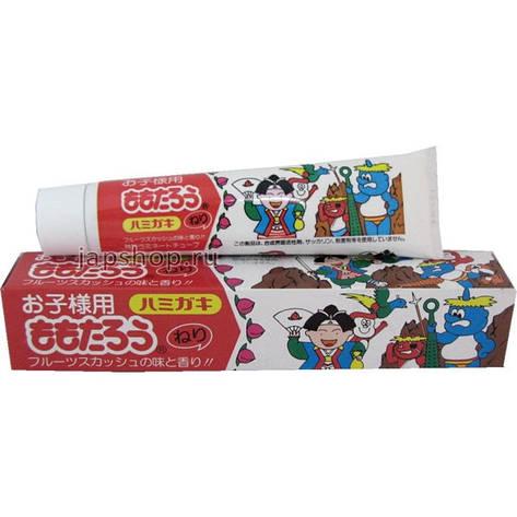 """Зубная паста для защиты от кариеса и зубного камня отбеливающая с ароматом фруктов """"Fudo Kagaku"""" 80 г (340), фото 2"""