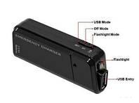 Экстренное зарядное USB от пальч батарей