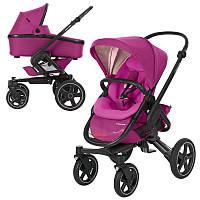 Универсальная коляска 2 в 1 Maxi-Cosi Nova 4 Frequency Pink