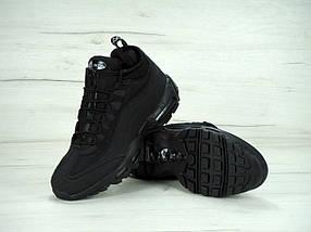 Мужские кроссовки в стиле NIKE AIR MAX 95 Sneakerboot  / Реплика / 1:1 к оригиналу, фото 2