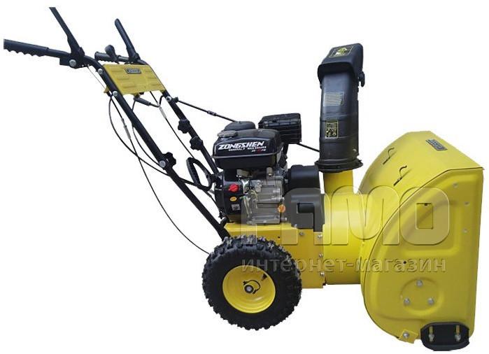Снегоуборщик самоходный «CROSSER» CR-SN1 (Бензин)