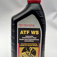 Оригинальное трансмиссионное масло для АКПП TOYOTA ATF WS 0,946л
