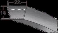 Клиновые приводные ремни профиль С (В)