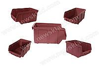 Пластиковий ящик для метизів 702
