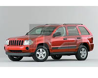 Заднее стекло Jeep Grand Cherokee '05-10 (XYG) GS 3802 D21