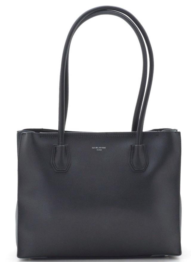 1d7f80db9f68 Женская сумка David Jones 5838-2 black (черная) сумка женская ДЕВИД ДЖОНС