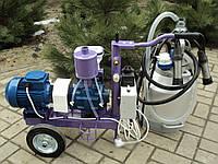 Доильные аппараты УИД-10 с графитовыми лопатками (сухой)