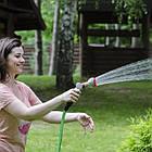 Пистолет-распылитель для полива 8-ми функциональный (центральный, туман, душ, угловой, полный, проливной дождь, конический, плоский.) ABS, PP,TPR, фото 2