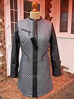(46р) Стеганная куртка пальто плащ Польша