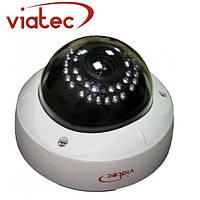 Купольні відеокамери Viatec