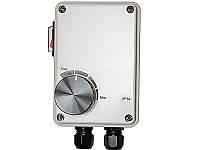 Регулятор скорости вращения вентилятора 6А, мод. ARW, фото 1