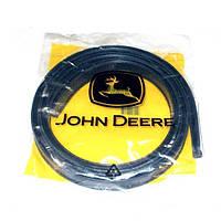 Уплотнитель резиновый решета очистки, JD