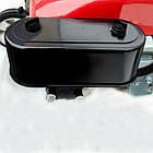 Газонокосилка бензиновая 4,5 HP; 3,4 кВт; ширина среза 460 мм INTERTOOL LM-4545, фото 7