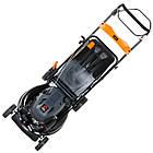 Газонокосилка бензиновая 4,9 HP, 3,6 кВт, ширина среза 508 мм, самоходная INTERTOOL LM-6050, фото 10