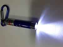Брелок с фонариком и лазером, фото 3
