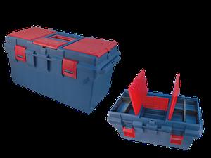 Переносний Ящик пластиковий (560*278*270MM)