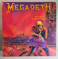 CD диск Megadeth - Peace Sells… but Who's Buying?