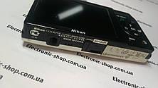 Цифровой фотоаппарат Nikon S2500 Silver original на запчасти Б.У, фото 2