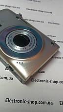 Цифровой фотоаппарат Nikon S2500 Silver original на запчасти Б.У, фото 3