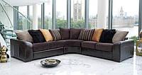 Мягкие угловые диваны как лучший компромисс между комфортном и стилем