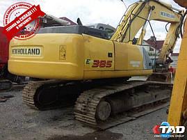 Гусеничный экскаватор New Holland E 385 LC (2007 г), фото 2