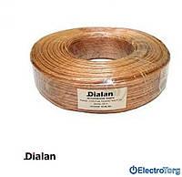 Акустический кабель Cu 2х0.75 Dialan (Диалан)