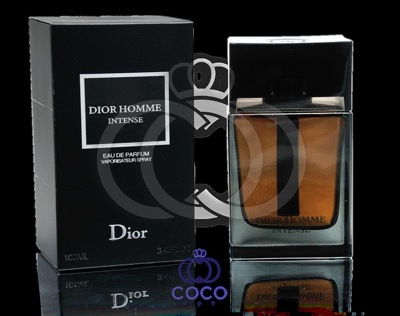 Парфюмированная вода Christian Dior Dior Homme Intense