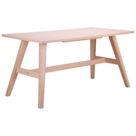 Стол обеденный Пармезан бук беленый, TM AMF