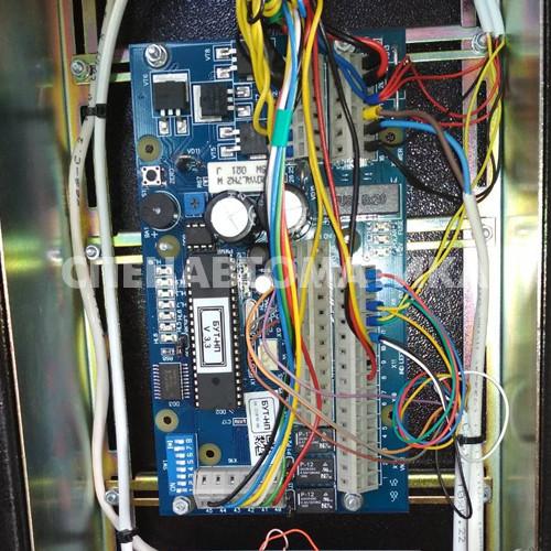 Ремонт турникетного контроллера БУТ-НП