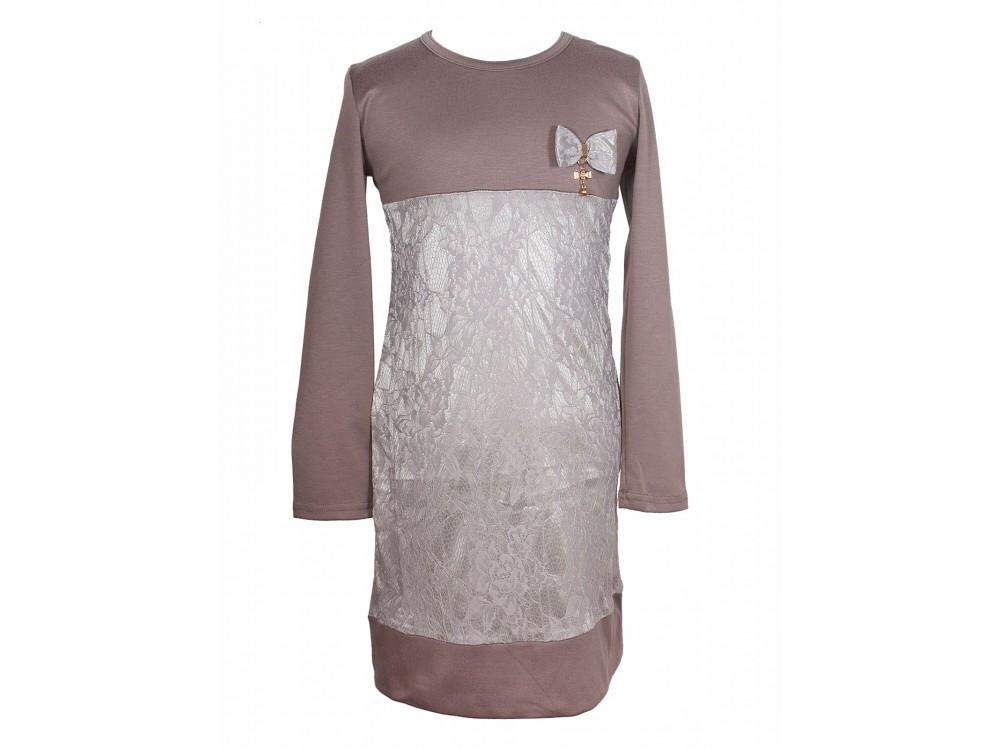 Платье на девочку Нателла 152 рост  арт 5411.