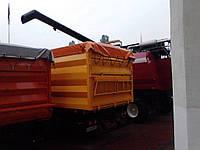 Тент на кузов грузовика, зерновоза