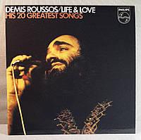 CD диск Demis Roussos - Life & Love