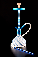 Кальян Kaya ELOX 590 Blue Zebra Wave Blue 2S, фото 1