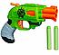 "Пистолет Нерф ""Двойной удар по зомби"" - Double Strike, Zombie Strike, Nerf, Hasbro, фото 2"