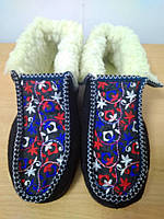 Бурки женские с мехом оптом Украина, фото 1