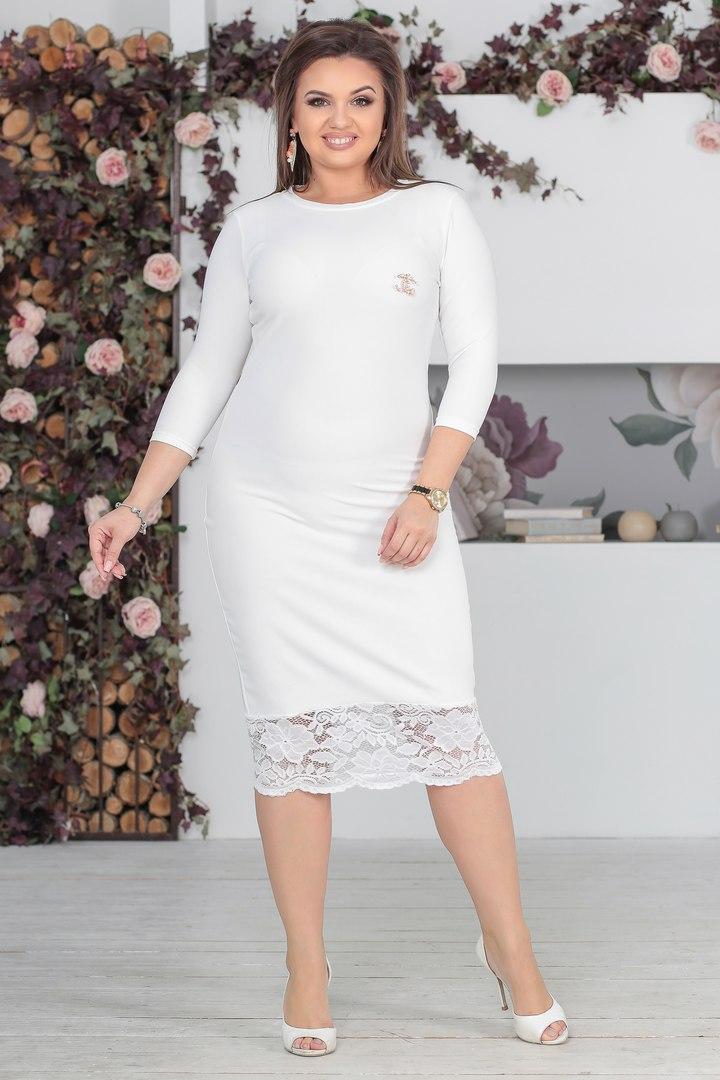 34a2aa52d57 Нарядное платье-футляр по колено