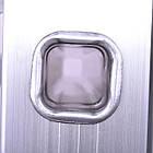 Лестница алюминиевая мультифункциональная трансформер 4x2 ступ. 2,50 м INTERTOOL LT-0028, фото 8
