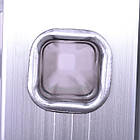Лестница алюминиевая мультифункциональная трансформер 4x4 ступ. 4,62 м INTERTOOL LT-0029, фото 3
