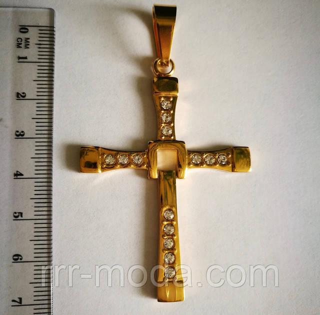 Кресты Доминика Торетто из стали оптом.